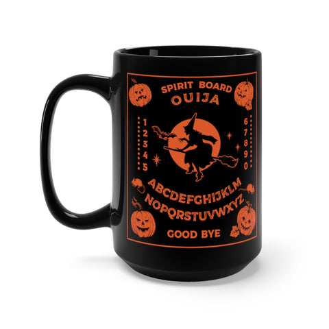 WITCH OUIJA Mug 15oz