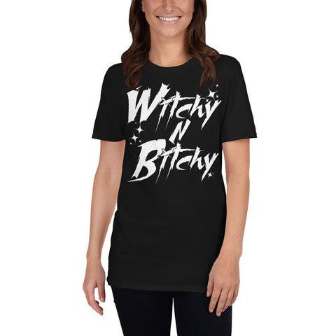 WITCHY N BITCHY unisex t shirt