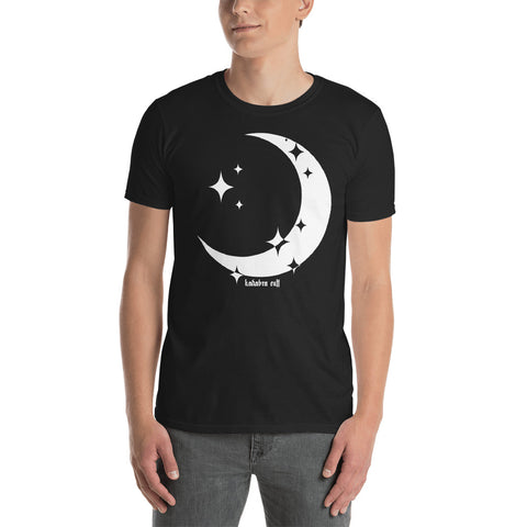 CRESCENT MOON Short-Sleeve Unisex T-Shirt