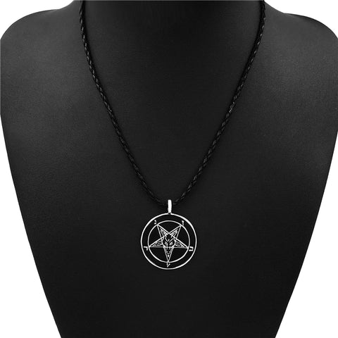 Baphomet Sigil Necklace