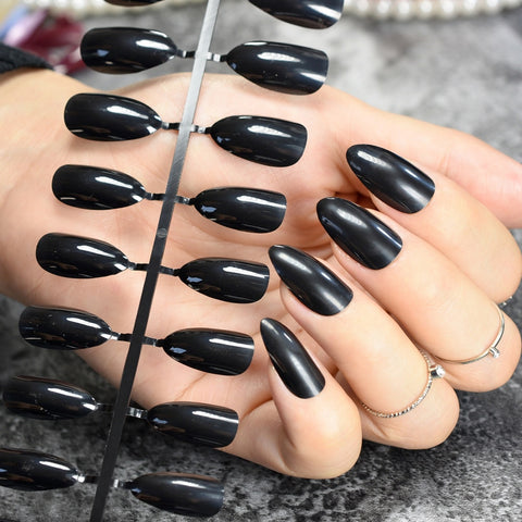 CLASSIC STILETTO Pointed Fake Nails
