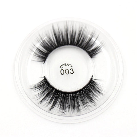 003 3D Silk False Eyelashes