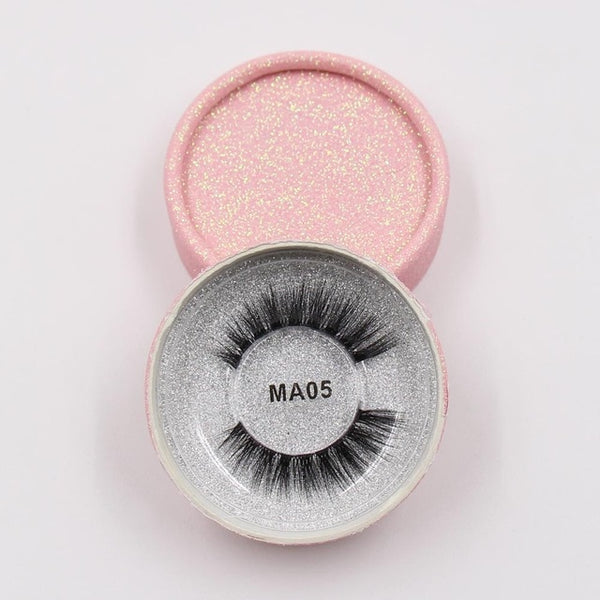 MA05 Luxury 3d Faux Mink Eyelashes