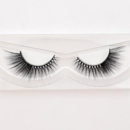 D43 Extra Fluffy 3D Silk Eyelash