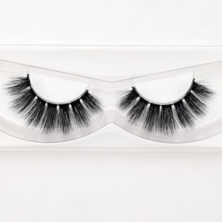 D49 Extra Fluffy 3D Silk Eyelash