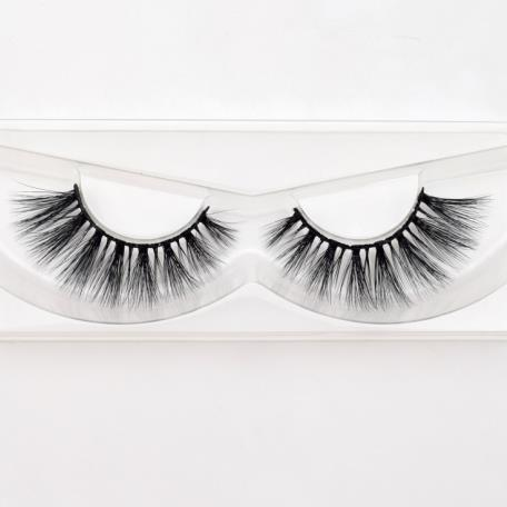 D59 Extra Fluffy 3D Silk Eyelash