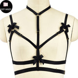 Bow Harness Top