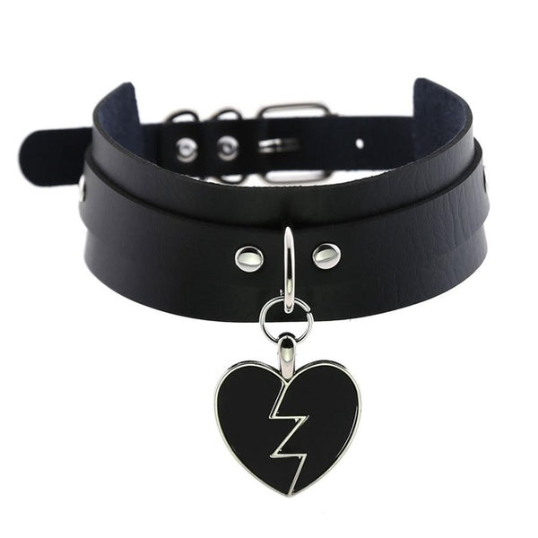 Broken Heart Choker
