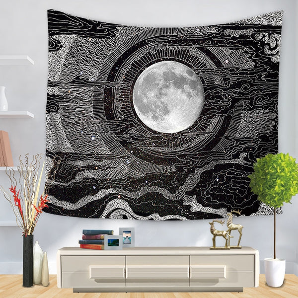 Night Sky Tapestry
