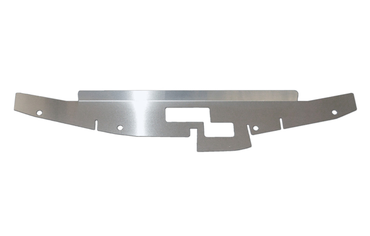 TBW Polished Sedan Aluminum Diversion Plate - G35 Sedan - Outcast Garage