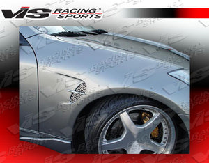 VIS Racing ING-Style Fenders - G35 Coupe
