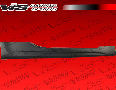 VIS Racing AMS GT Fiberglass Side Skirts - 350Z