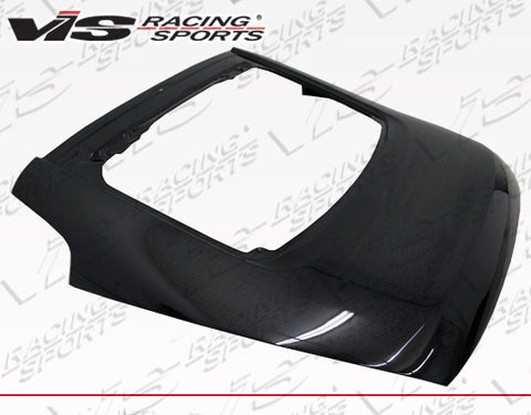 VIS Racing OEM Carbon Fiber Hatch - 350Z
