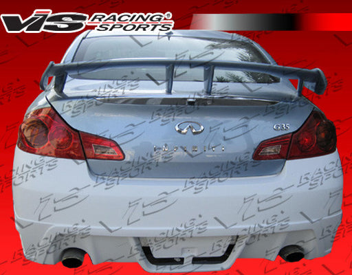 VIS Racing K-Speed Full Kit (Fiberglass) - Infiniti G35 Sedan (07-08) - Outcast Garage