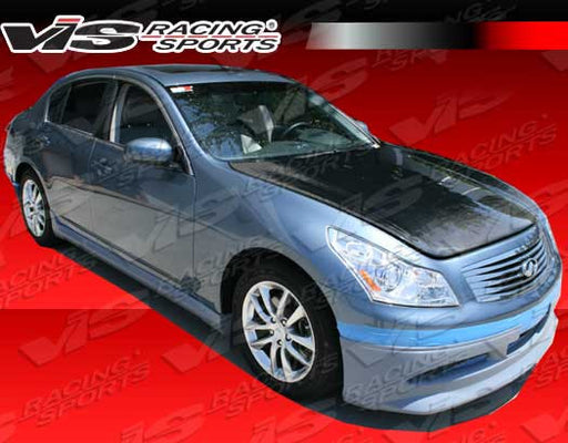 VIS Racing VIP Full Kit (Fiberglass) - Infiniti G35 Sedan (07-08) - Outcast Garage