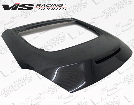 VIS Racing OEM-Style Hatch (Carbon Fiber) - Nissan 370Z - Outcast Garage