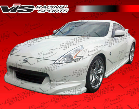VIS Racing Techno R Side Skirts - 370Z