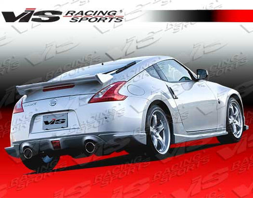 VIS Racing Techno-R / Nismo-Style Full Body Kit (Fiberglass) - Nissan 370Z - Outcast Garage