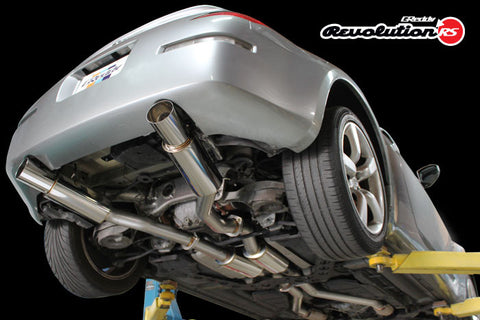 GReddy Revolution RS Dual Exit Catback Exhaust  - 350Z - Outcast Garage