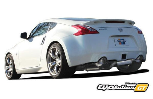 GReddy Evolution GT Exhaust - 370Z - Outcast Garage