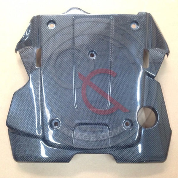 AIT Racing Engine Cover (Carbon) - Infiniti G37/Q40/Q50/Q60 & Nissan 370Z (VQ37HR)