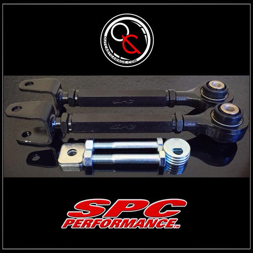 SPC Performance xAxis Camber Arms - G37 - Outcast Garage