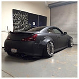 OG Designs Wide Body Fender Flares - G37/Q60 Coupe