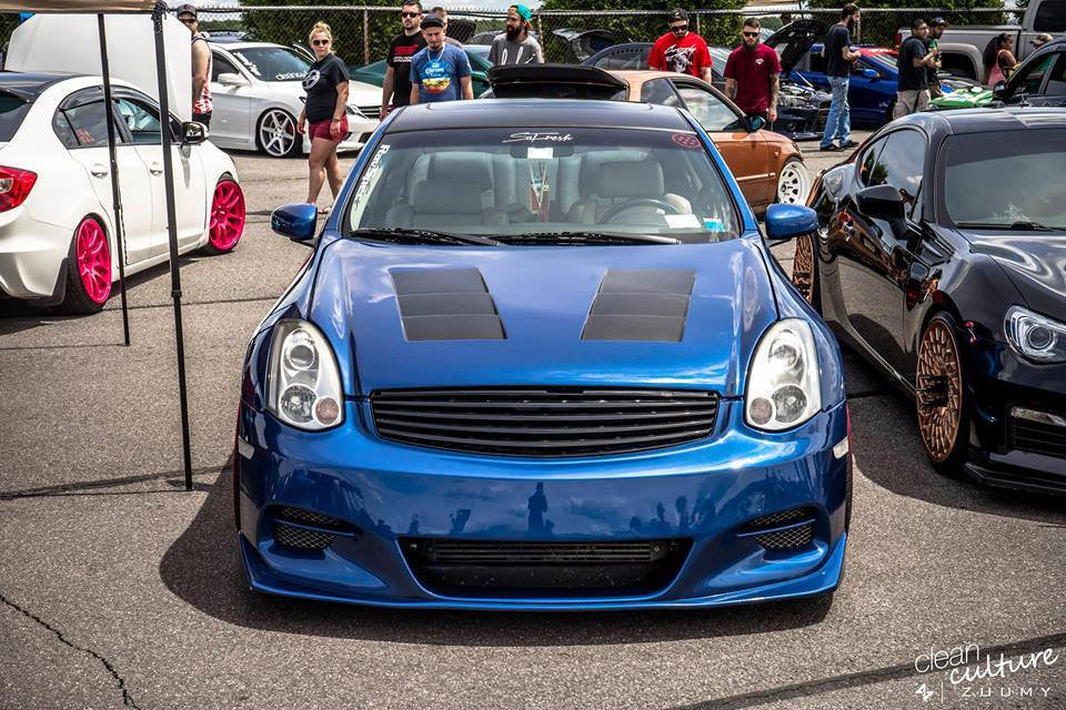 OG Z-Style Front Bumper - G35 Coupe