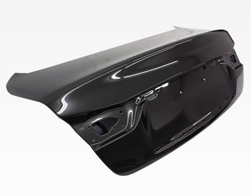 VIS Racing OEM-Style Trunk (Carbon Fiber) - Infiniti Q50 - Outcast Garage