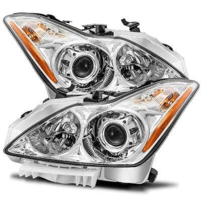 Projector Headlights Replacement - Infiniti G37 Coupe (08-13) & Q60 Coupe (14-15)