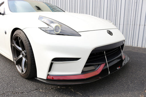 APR Performance Carbon Fiber Front Splitter - 370Z - Outcast Garage