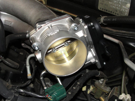 NWP Engineering 75mm Throttle Body Kit (V35DE) - Infiniti G35 / Nissan 350Z (03-06) - Outcast Garage
