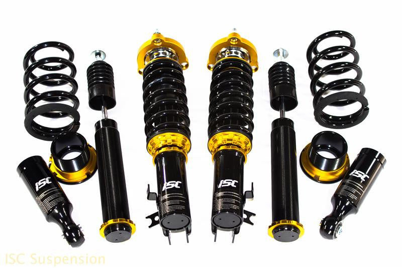 ISC N1 Basic Street Sport Series Coilovers - 370Z - Outcast Garage