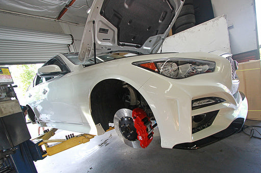 AP Racing Front Radi-Cal Big Brake Kit - Q50 - Outcast Garage