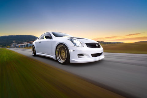 OG Designs Front Bumper (Poly) - Infiniti G35 Coupe