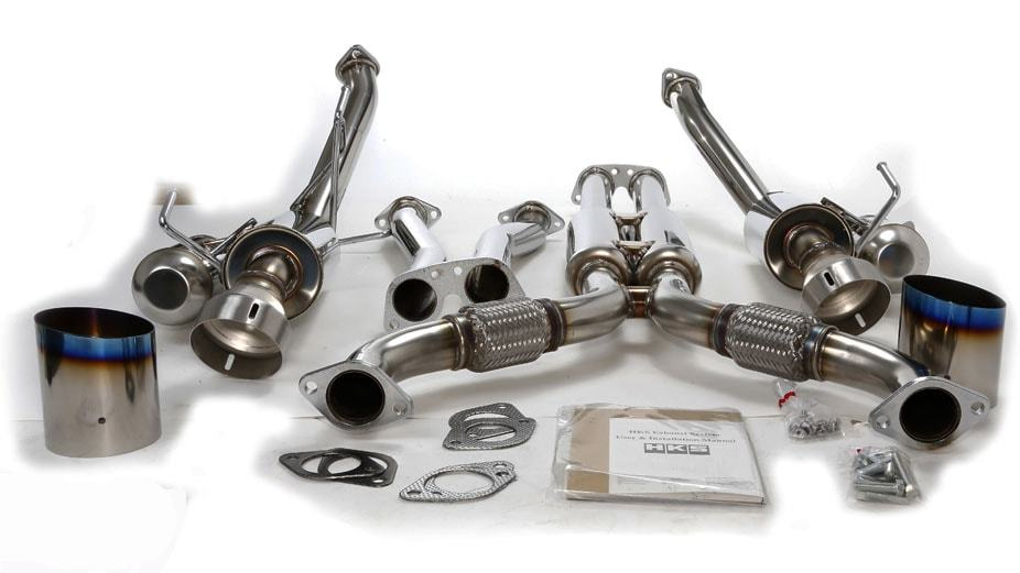 HKS Hi Power Cat Back Exhaust - G35 Coupe — Outcast Garage