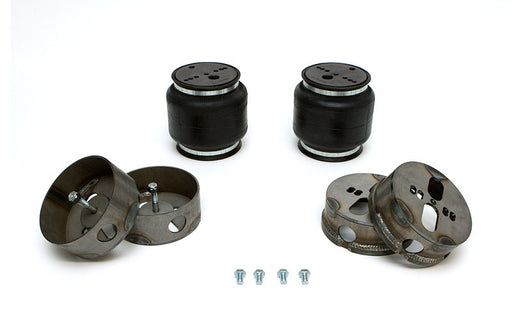 Universal Air Suspension Rear Bags & Brackets Kit - Infiniti G35 / Nissan 350Z - Outcast Garage