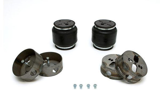 Universal Air Suspension Full Bags & Brackets Kit - Infiniti G35 / Nissan 350Z - Outcast Garage