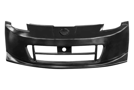 KBD Nismo 2-Style / Nismo 2 Replica Front Bumper (Poly) - Nissan 350Z - Outcast Garage