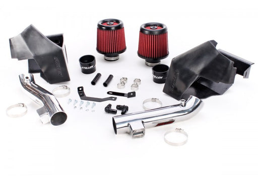 Stillen Generation 2 Dual Cold Air Intake Kit With Dry Filter - Q50 - Outcast Garage