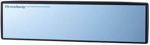 Broadway Flabeg Blue Wide Mirror: Convex (270MM)