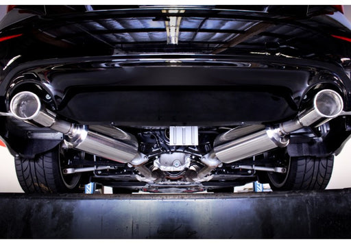 Stillen Stainless Steel Cat-Back Exhaust System - Q50 - Outcast Garage