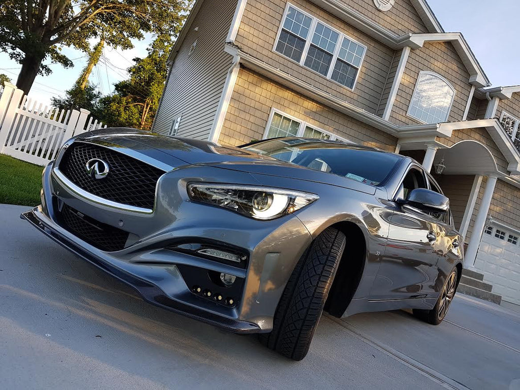 vro tuning im style full body kit q50 outcast garage. Black Bedroom Furniture Sets. Home Design Ideas