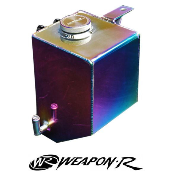 Weapon R Neo Titanium Aluminum Coolant Overflow Tank - 350Z - Outcast Garage