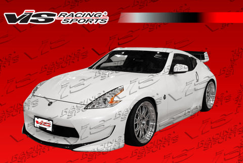 VIS Racing AMS-Style Front Bumper - 370Z