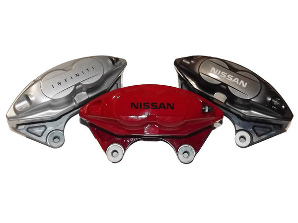 Akebono Infiniti Front and Rear Big Brake Upgrade Kit