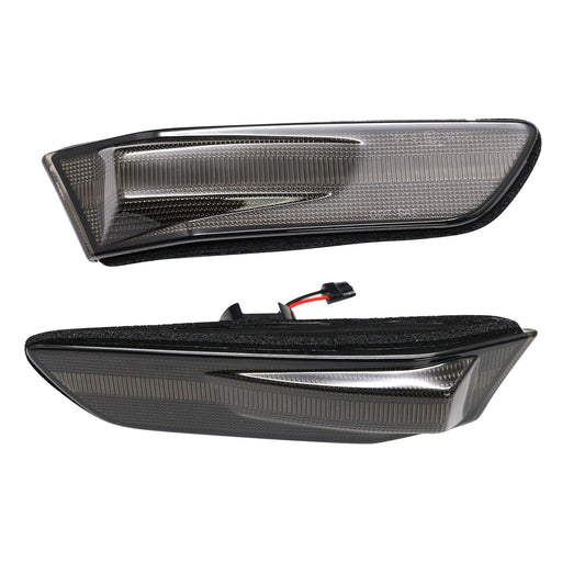 CNB Lighting Smoked Corner Side Markers - Infiniti G35 Coupe