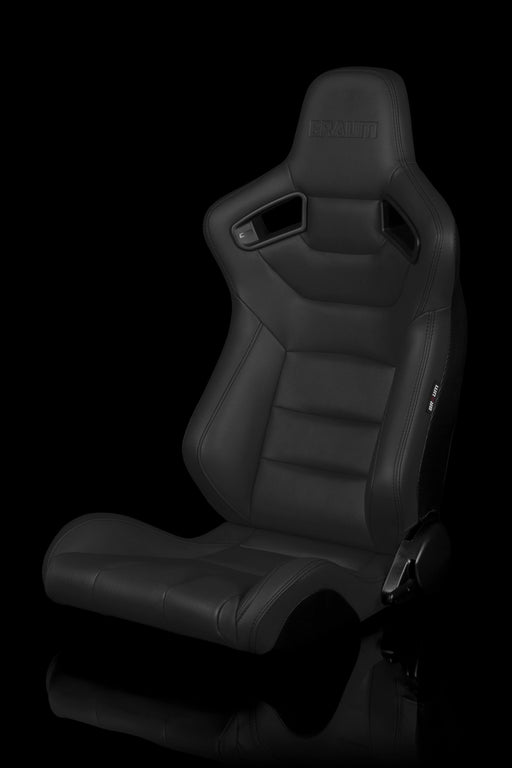 Braum Racing (Charcoal Gray) Elite Series Racing Seats