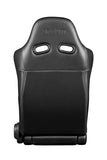 Braum Racing Black ADVAN Series Racing Seats - Outcast Garage