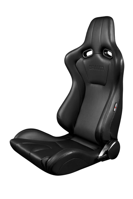 Braum Racing Black Venom Series Racing Seats - Outcast Garage